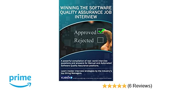 how to crack quality analyst interview
