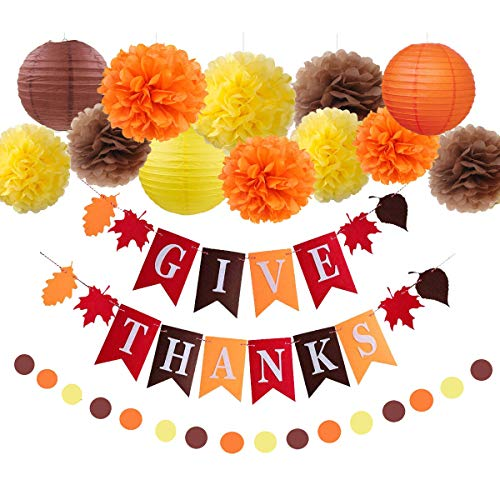 Fall Party Decorations, Autumn Decorations, Thanksgiving Party Package,