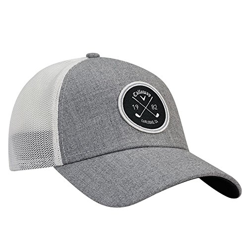Callaway 2017 Trucker Hat, Charcoal, One Size