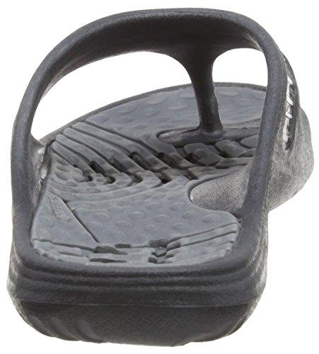 Speedo Sculpture - Unisex Zehentrenner-Badelatschen - Grau