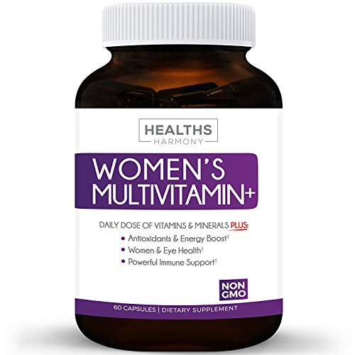Multivitamin NON GMO Vitamins Minerals Antioxidants product image
