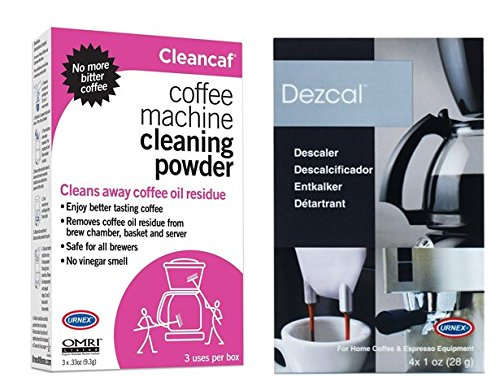 Cleancaf And Dezcal Combination Pack Buy Usa Quality