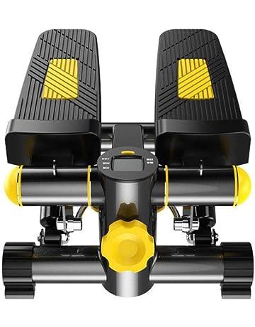 Nrkin Máquinas de Entrenamiento de Entrenamiento elíptico Paso a Paso Mini Equipo de Gimnasia Multifuncional con