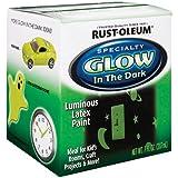 Rust-Oleum 214945 Glow in the Dark 7-Ounce, Glow In The Dark