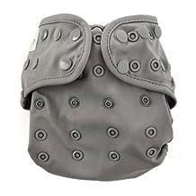 Bumkins Diaper Cover Grey