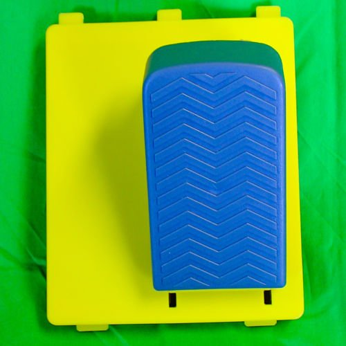Plate Pedal Plate (Peg Perego John Deere Gator HPX or XUV Pedal Plate Assembly with Switches)