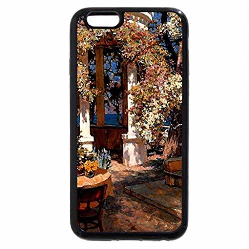 iPhone 6S / iPhone 6 Case (Black) Arbor Covered Patio F1