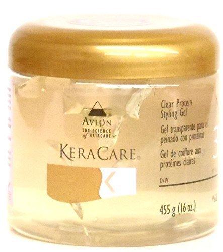 Avlon KeraCare Effacer Protein Styling Gel - STYLE - 3 - 455g par Avlon