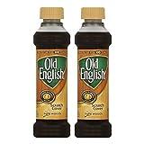 old oak - Old English Scratch Cover For Light Woods, 8 fl oz Bottle, Wood Polish (2pack)