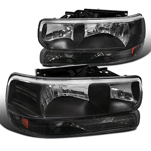 Silverado suburban Headlights Bumper Lights