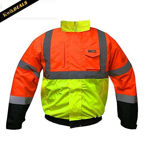 Tri Color Reflective Vest - 1