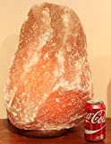 IndusClassic Giant Natural Himalayan Crystal Rock Salt Lamp 60~70 lbs