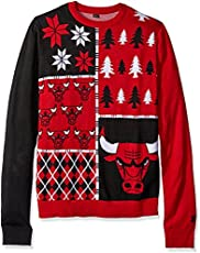 Nfl Mlb Nba And Nhl Christmas Sweaters And Vests
