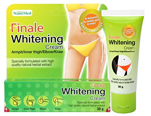 Finale Whitening Cream for Ampit, Inner Thigh, Elbow, Knee 30 G.By Ta dee ()