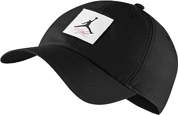 43f4bd46d2ec0 Nike Jordan H86 Legacy Flight Chapeau Mixte Adulte, Black, FR Unique  (Taille Fabricant