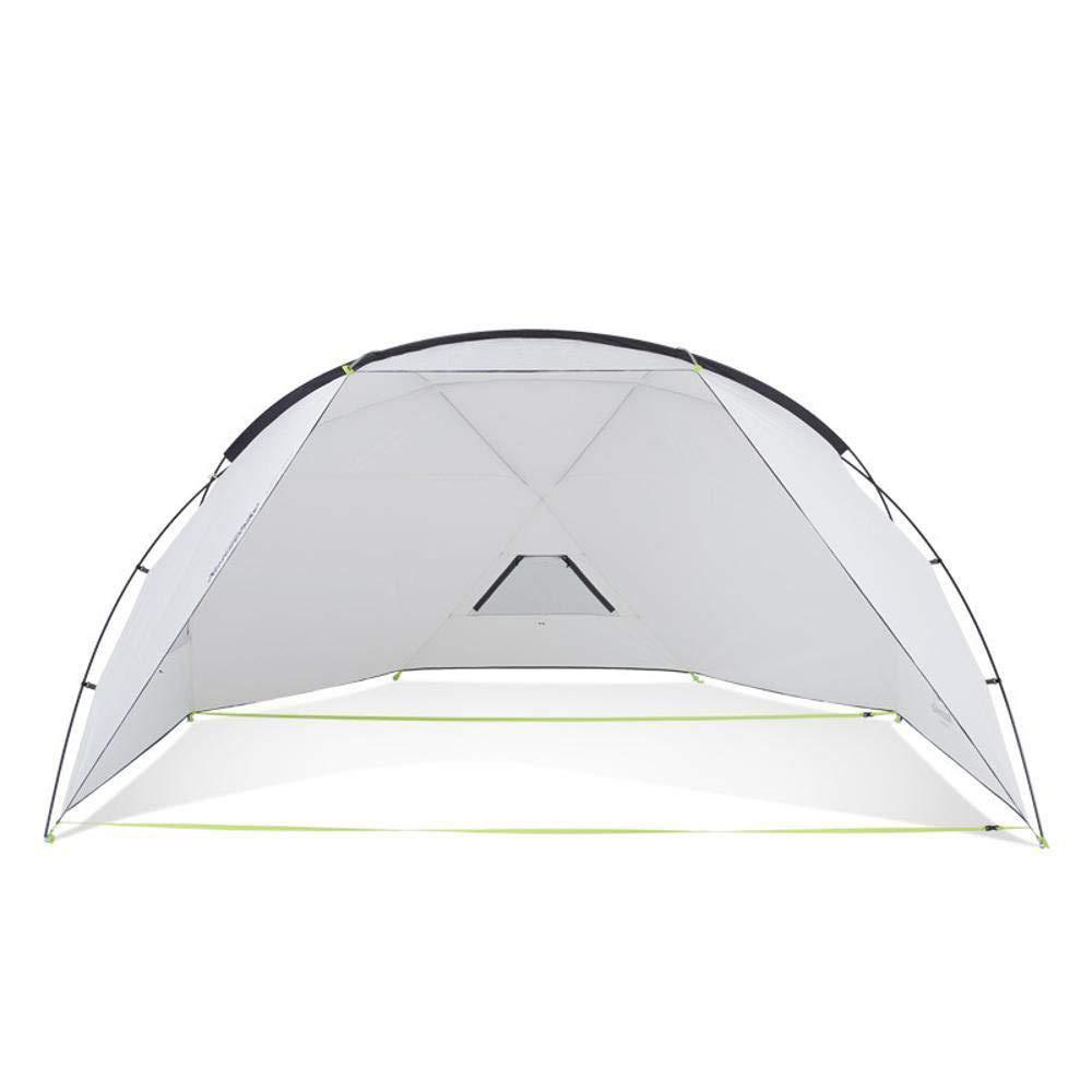 Lxj Outdoor-Zelt Canopy Zelt Sonnenschutz UV Schutz Camping Markise Outdoor Tierheim Regenvordach 355  180  h178cm