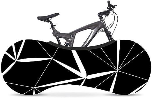 Interior De La Montaña Cubierta La Bici, Lavable Heavy Duty Bicicletas Almacenaje La Cubierta, Resistente A Los Arañazos Protector La Rueda Pant Cadenas Garaje Para ...
