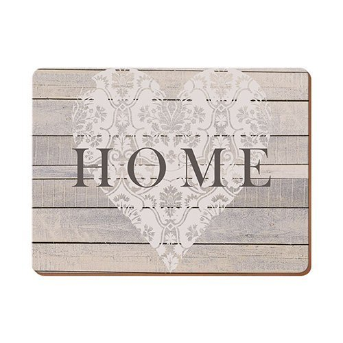 Creative Tops Everyday Home - Home Placemats - Set of 4 by Creative Tops