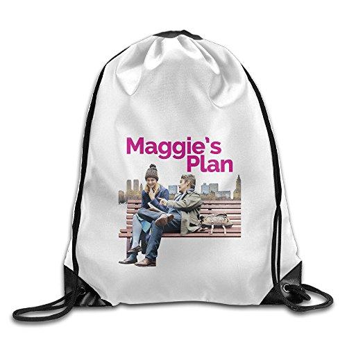 Bekey Maggie's Plan Gym Drawstring Backpack Bags For Men & Women For Home Travel Storage Use Gym Traveling Shopping Sport Yoga - Online Shopping Nikita