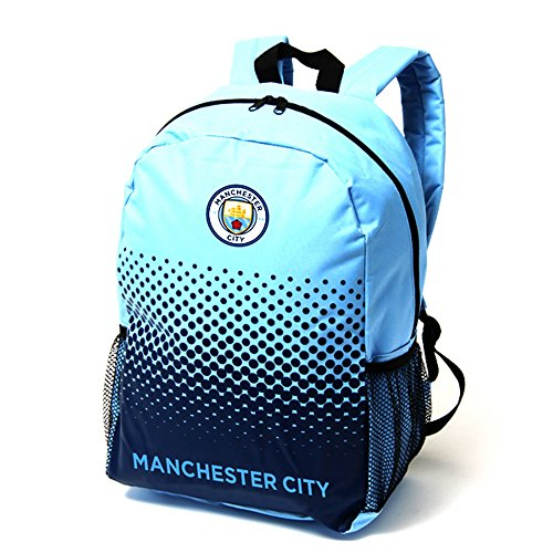 Manchester City F.c. Backpack Official Merchandise (Toddler Manchester City Jersey)