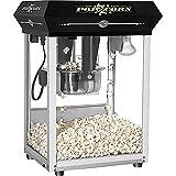 Bullseye Snack Station Countertop Popcorn Maker - Black