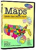 Eschool World of Maps Clip Art