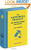 #2: The Happiness Project One-Sentence Journal for Mothers