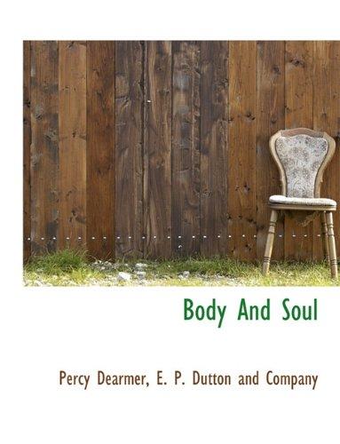 Download Body And Soul pdf epub