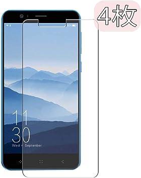 VacFun 4 Piezas HD Claro Protector de Pantalla para Elephone P8 Mini, Screen Protector Sin Burbujas Película Protectora (Not Cristal Templado) Nueva versión: Amazon.es: Electrónica