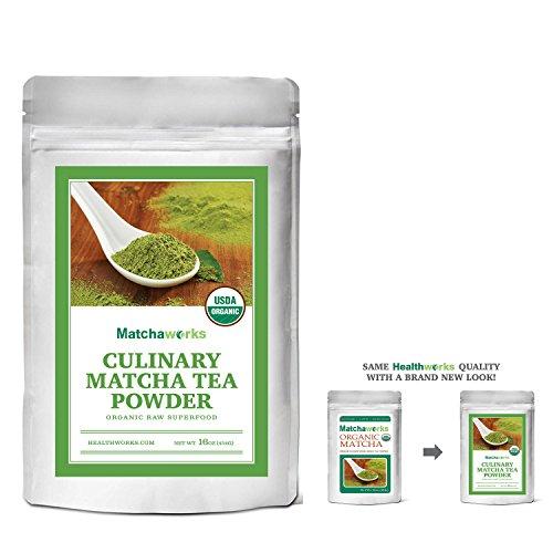 Matchaworks Matcha Powder Culinary Organic