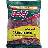 Sadaf Dried Lime Whole (Small) - Limu Amani, 4 Ounce