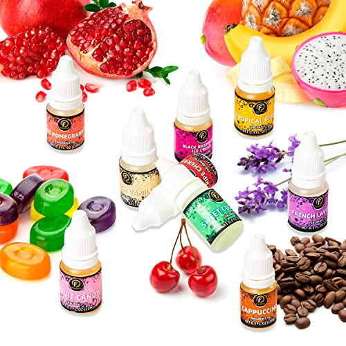 Frentsoil - Fragrance Oil set of 9 Premium Grade scents  ()