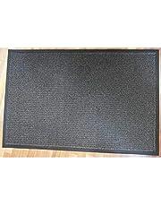 Esteem Dura Doormat 120cm x 80cm Ribbed Rubber Back Door Mat