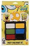 Rubies Spongebob Squarepants Party Face Paint Set