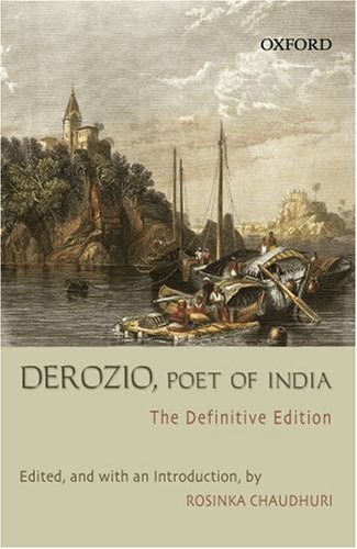 Derozio, Poet of India