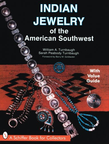 Download Indian Jewelry of the American Southwest (Schiffer Book for Collectors with Value Guide) pdf epub