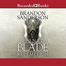 Infinity Blade: Redemption Audiobook by Brandon Sanderson Narrated by Samuel Roukin