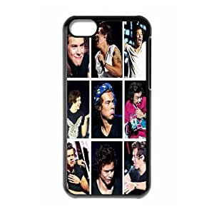 Customized Hard Back Phone Case for Iphone 5C Cover Case - Harry Styles HX-MI-088088