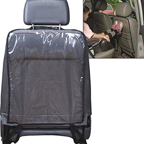 Auntwhale Vehí culo general Cubre asientos Seguridad infantil Protector Mat Pad Cojí n de PVC Anti Kick Deslizamiento de tierra