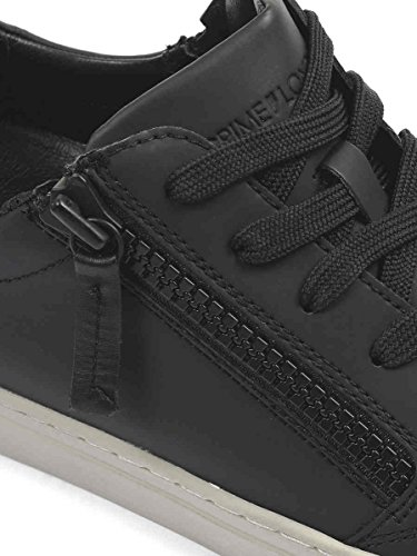 Crime London Sneakers Uomo 11320A1720 Pelle Nero