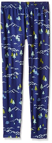 Hot Chillys Youth Original 2 Print Tights (Box), Large, Adventure ()
