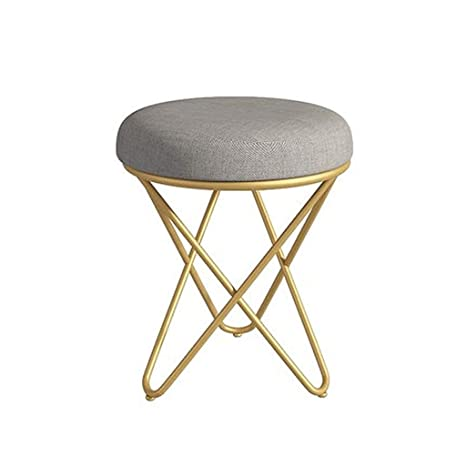 Amazon.com: Footstool Small Stool Makeup Stool Chair Small ...