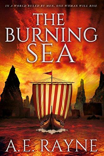 The Burning Sea (The Furyck Saga: Book Two)