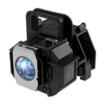 Lanwande V13H010L49 / ELPLP49 Lámpara de Repuesto para proyector Epson PowerLite 9700UB HC6100 HC6500UB HC8100 HC8345 HC8350 HC8500UB HC8700UB PC7100 ...