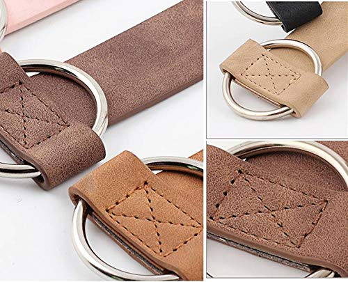 Vestito Larga Decorativa Nera Svago Yiyilai Cintura Cintura Solida Donne Giacca nOw0RqCB6