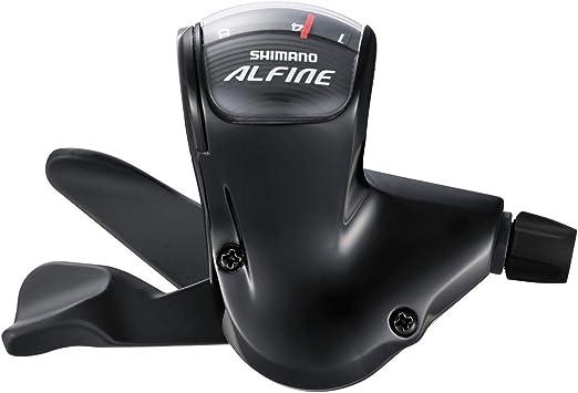 Shimano Hinterradnabe Alfine 8gang SGS70008BL 32Loch schwarz