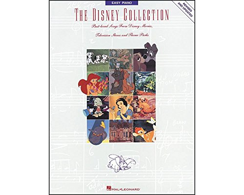 Dream Piano Sheet Music (The Disney Collection (Easy Piano Series))