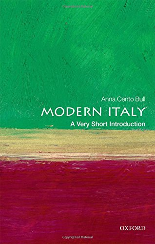 Modern Italy: A Very Short Introduction (Very Short Introductions)