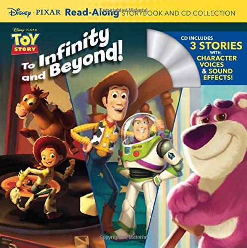 Toy Story Read-Along Storybook and CD Collection (Storybook Disney Stories)