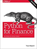 img - for Python for Finance: Mastering Data-Driven Finance book / textbook / text book